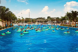 Serunya Bermain Air di Go Wet Grand  Waterpark Bekasi
