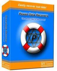 Download Power Data Recovery 4.6 Full