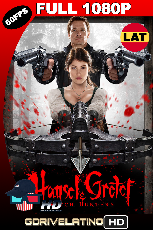 Hansel & Gretel: Cazadores de Brujas (2013) BDRip FULL 1080p (60 FPS) Latino-Ingles MKV
