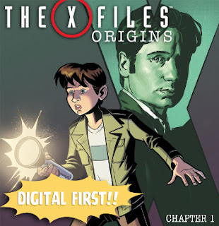 X-Files: Origins #1