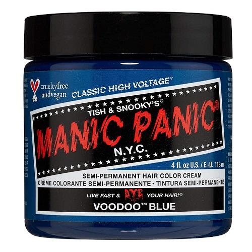 best blue hair color