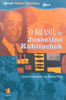 livro juscelino kubitschek