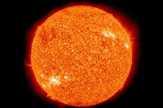 Human or sun