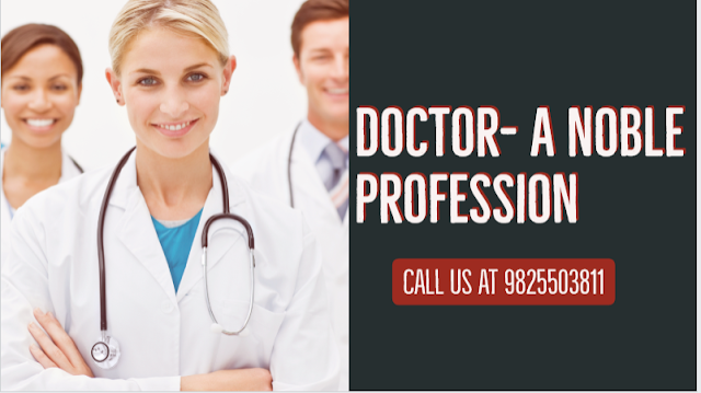 Doctor- A Noble Profession