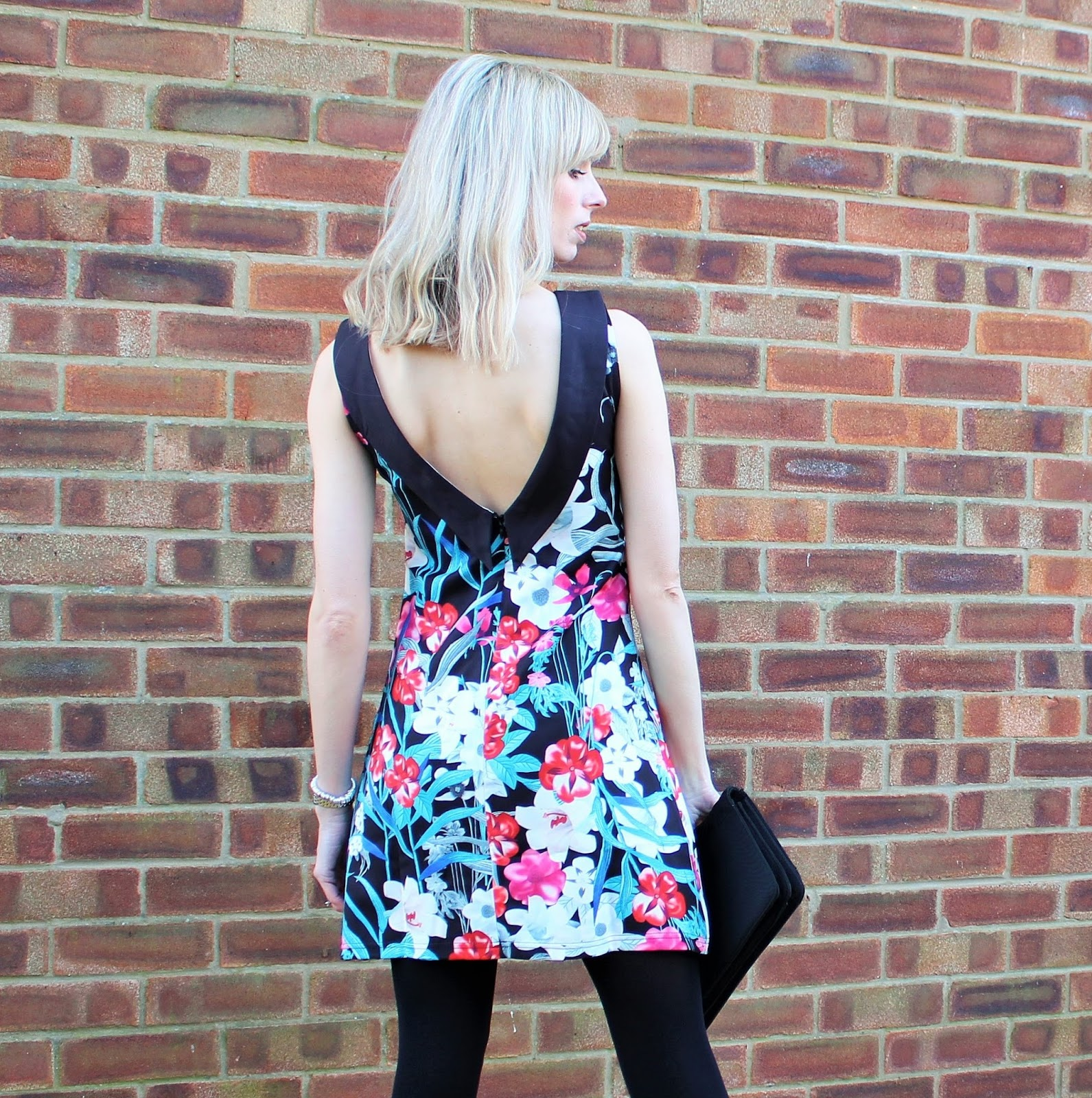 How to set attainable goals for the new year 6 - Shein Dress OOTD
