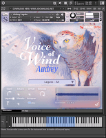 Download Soundiron Voice of Wind Audrey KONTAKT Library