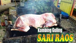 Kambing Guling Empuk di Lembang, kambing guling lembang, kambing guling empuk, kambing guling,