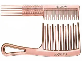 Revlon Thick And Curly Set 2 PC Best Price Women's Comb