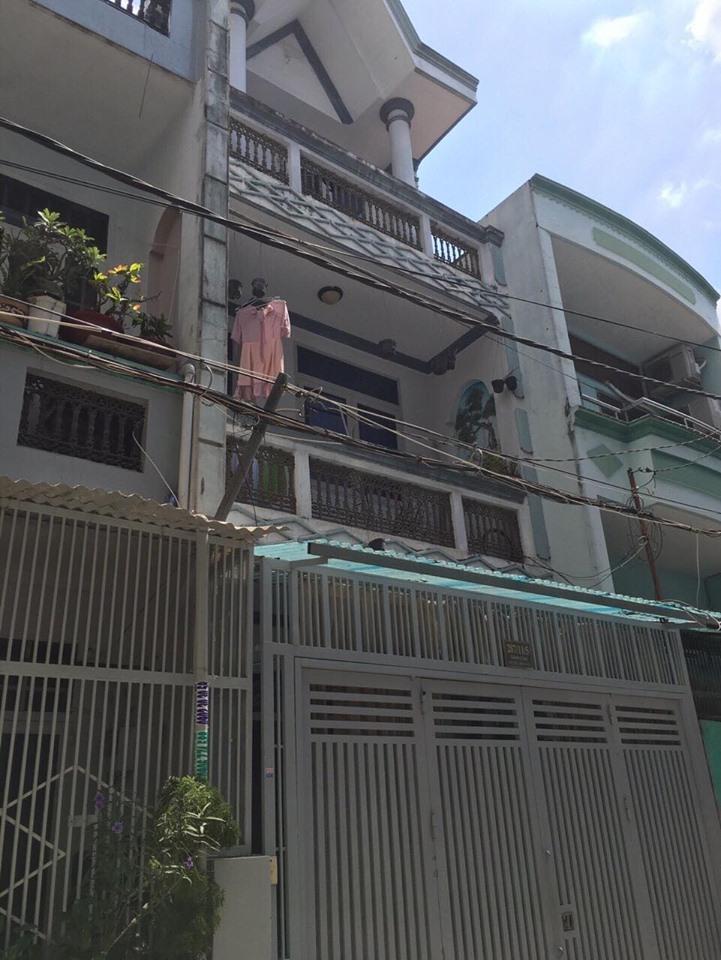 Bán nhà hẻm 246 Độc Lập phường Tân Thành quận Tân Phú. DT 4x15m
