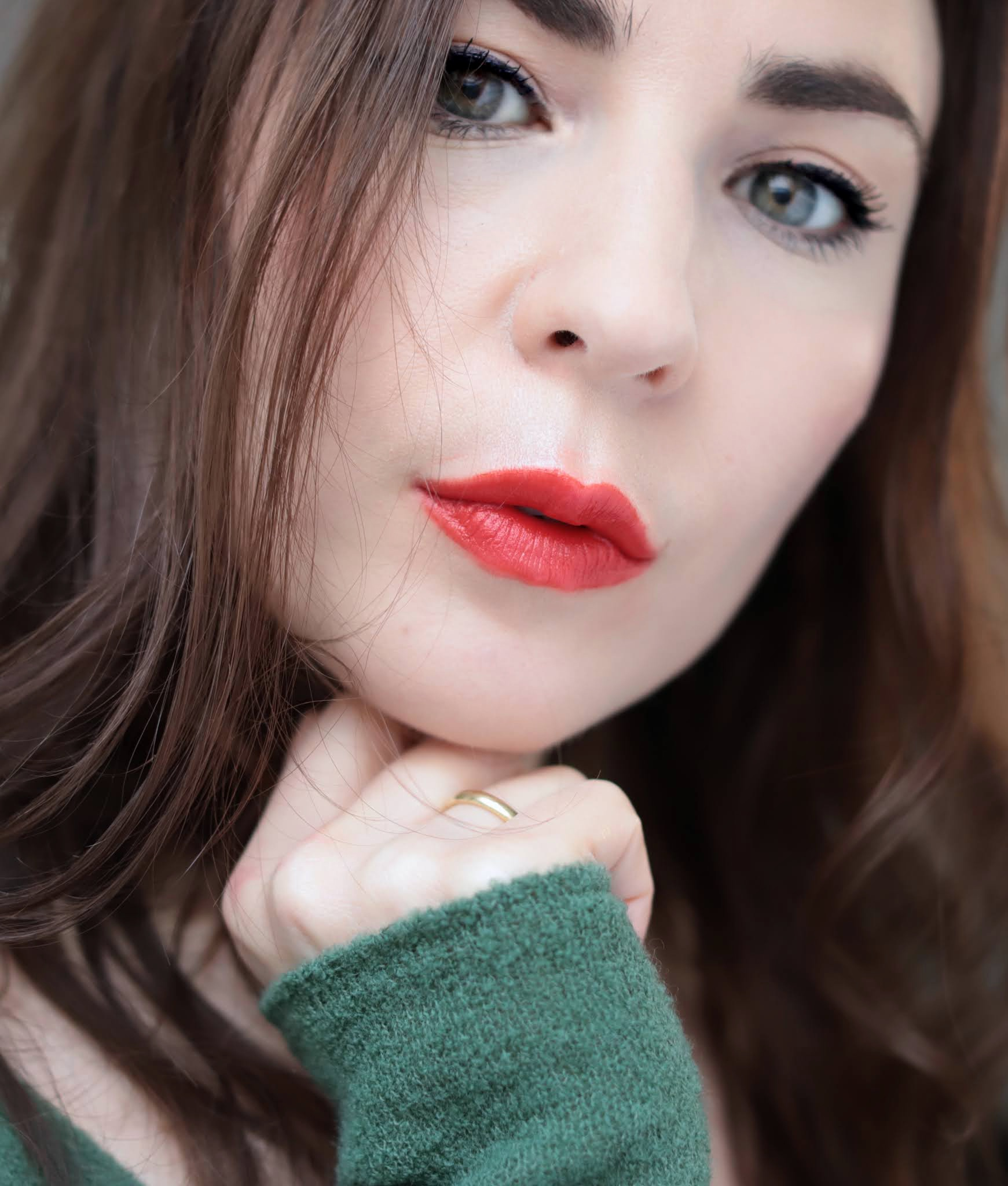 Lancôme L'Absolu Rouge Intimatte 130 not Flirting