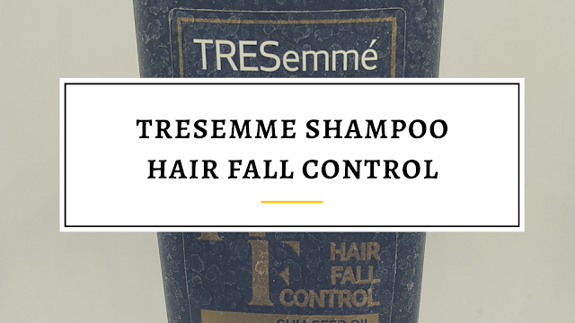 Tresemme Shampo Hair Fall Control