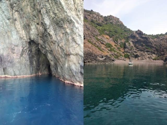 Grotta Capo Marrargiu e Cala Bernardu Bosa