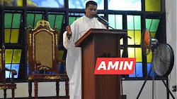 Gereja Katolik Menggunakan Kata Amin (Amen) Pada Tempatnya & Sesuai Maknanya