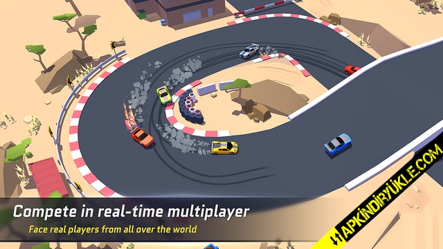 skidstorm multiplayer hileli apk indir