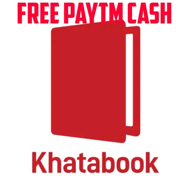 Refer and get bank Rs10 cash khata book App