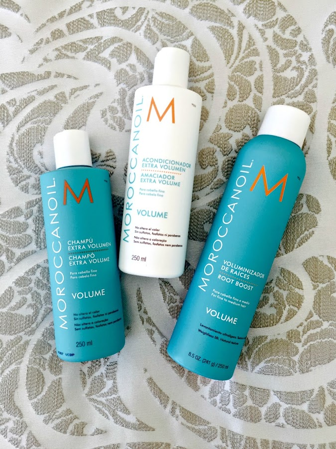 Fitness And Chicness-Moroccanoil Volume-2