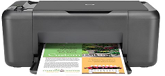 HP Deskjet F2483 - Free Download
