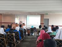LPPOM MUI DKI Jakarta Lakukan Sosialisasi Produk Halal dan Olimpiade Halal 2019 ke Pelajar