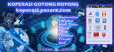 CARA MENDAFTARKAN ANGGOTA BARU  Koperasi Gotong Royong indonesia  Mal/Toko Gotong Royong - himpunan pengusaha Online