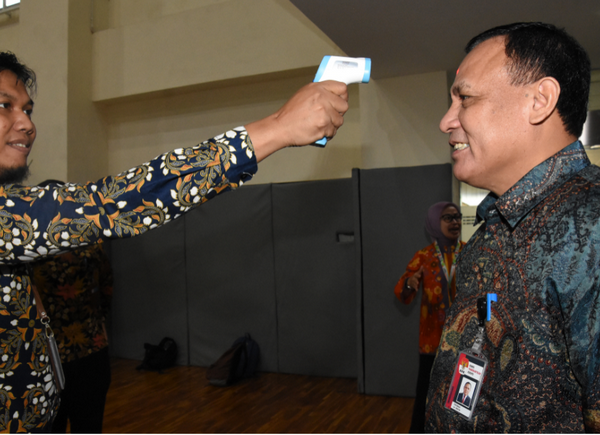Firli Kembali Dilaporkan ke Dewas KPK
