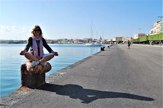 Yoga al Porto di Siracusa