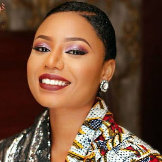 nancy isime joined nollywood by accident