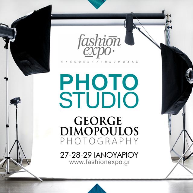 Η δέκατη διοργάνωση της Fashion Expo παρουσιάζει τον καταξιωμένο φωτογράφο μόδας George Dimopoulos σε ένα μοναδικό fashion event γεμάτο δημιουργικότητα και στυλ!