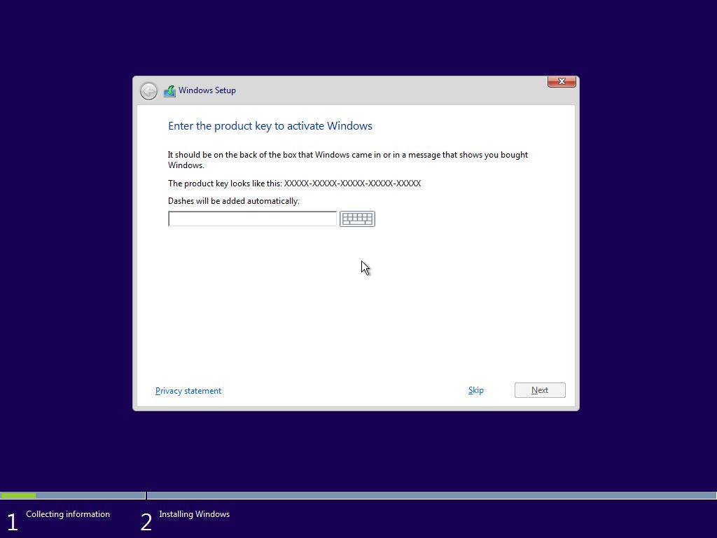 cara aktivasi windows 10 pro original