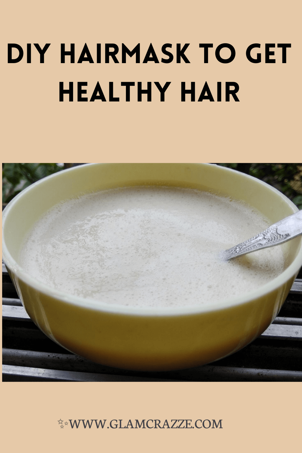How to make your hair healthy with this egg diy hairmask