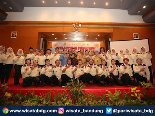 Pengurus Kompepar Kota Bandung 2019 - 2024