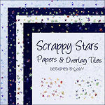 Link to Scrappy Stars Papers and Overlay Tiles