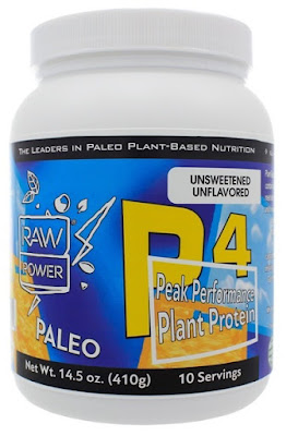 Peak Performance P4 Protein Powder tastes delicious and best plant based Paleo protein shake for weight loss.