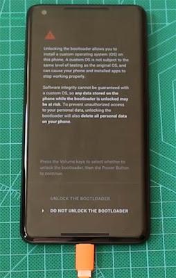 Cara Mudah Root HP Google Pixel 3A / 3A XL Android 10