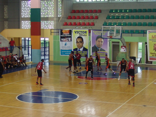 La Unión derrota Juan Pablo  Duarte a 92 por 86 en la continuación del torneo de baloncesto superior Barahona 2017
