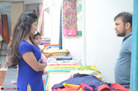 Neha Despandey in short deep neck dress at the Silk India Expo Exhibition ~  Exclusive 077.JPG