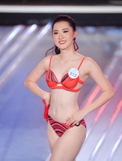 Vẻ gợi cảm, cuốn hút của người đẹp xin rút khỏi 'Hoa hậu Việt Nam 2020'