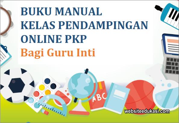 Buku Manual Kelas Pendampingan Online PKP Tahun 2019