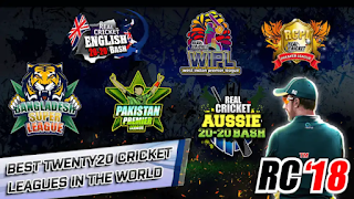 Download Real Cricket 3D 18 MOD APK Unlimited Mony