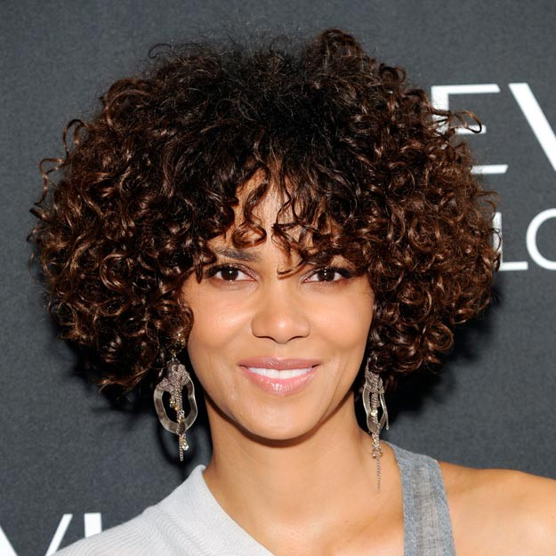 Cortes pelo afro mujer