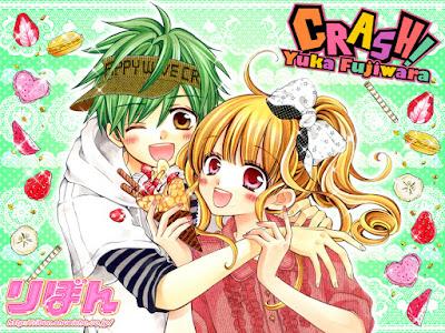 Crash! de Yuka Fujiwara