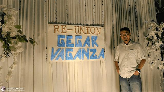 Reunion Gegar Vaganza, D'Empangan Udang Galah Putrajaya,
