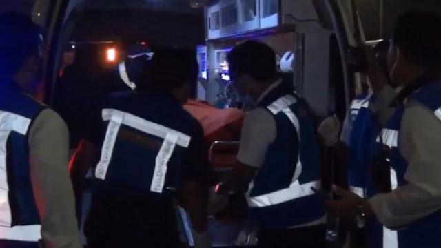 Detik-detik Kecelakaan Maut Beruntun di Tol Semanggi