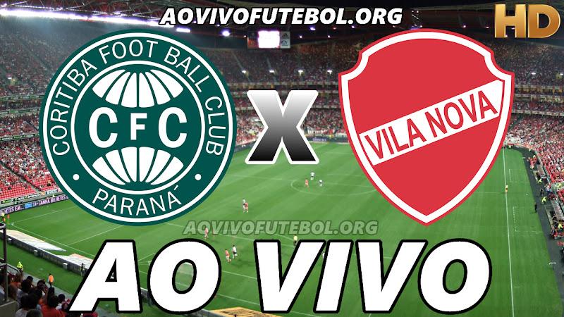 Coritiba x Vila Nova Ao Vivo HD Premiere