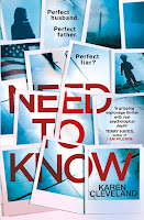 Need To Know by Karen Cleveland book cover