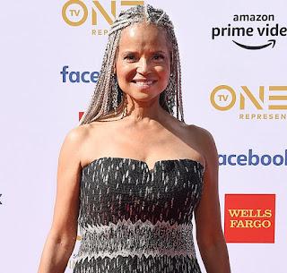 Picture of Maya Fahey's mother Victoria Rowell
