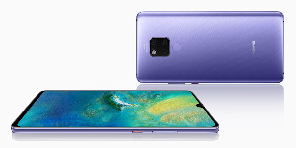 Huawei Mate 20 X officially announced
