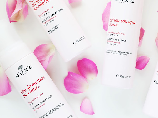 Nuxe Rose Petals Range | My Picks & Review