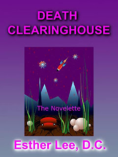 DEATH CLEARINGHOUSE (Author Interview)