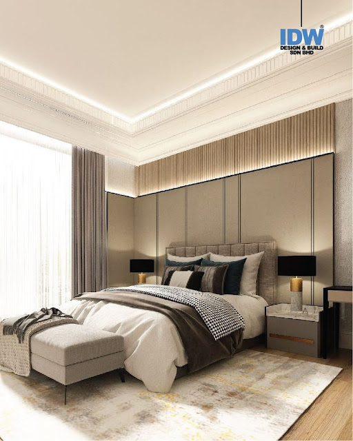 IDW DESIGN COLLECTION - Master Bedroom
