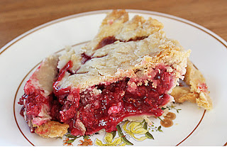 Best Raspberry Pie Recipe Ever The Red Painted Cottage